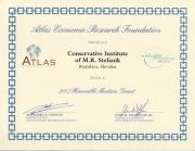 Honorable Mention for Conservative Institute